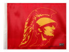 USC Trojans Rico Industries Car Flag Auto Accessories