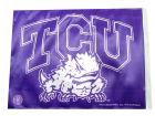 Texas Christian Horned Frogs Rico Industries Car Flag Auto Accessories