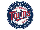 Minnesota Twins 12in Car Magnet Auto Accessories