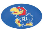 Kansas Jayhawks 8in Car Magnet Auto Accessories