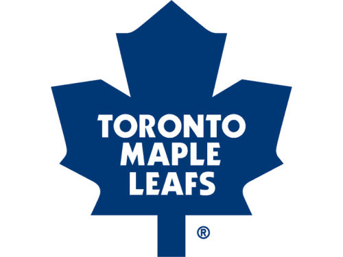 Toronto Maple Leafs Rico Industries Static Cling Decal