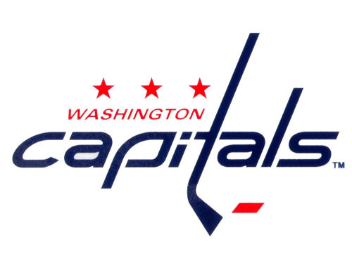 Washington Capitals Rico Industries Static Cling Decal