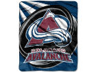 Colorado Avalanche The Northwest Company Sherpa Throw 50x60inch