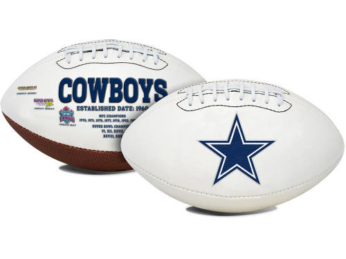 Dallas Cowboys Jarden Sports Signature Series Football
