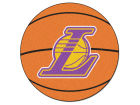 Los Angeles Lakers Basketball Mat Home Office & School Supplies