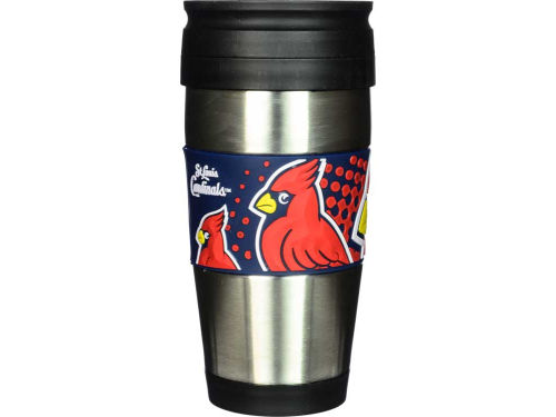 St. Louis Cardinals Hunter Manufacturing Stainless Steel Travel Tumbler
