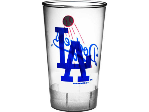 Los Angeles Dodgers Hunter Manufacturing Single Plastic Tumbler