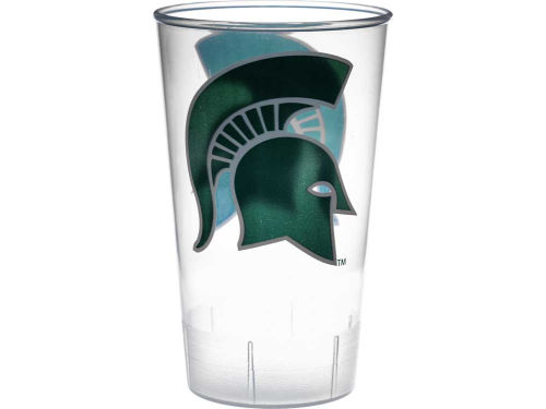 Michigan State Spartans Hunter Manufacturing Single Plastic Tumbler
