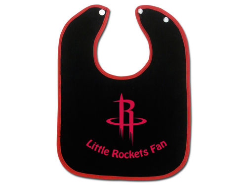 Houston Rockets Mcarthur Snap Bib