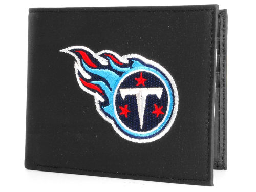 Tennessee Titans Rico Industries Black Bifold Wallet
