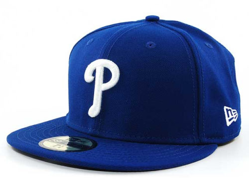 Philadelphia Phillies New Era MLB C-Dub 59FIFTY Cap Hats