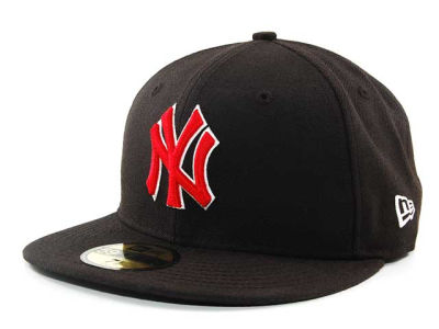 New York Yankees BR Stock 59FIFTY Cap Hats