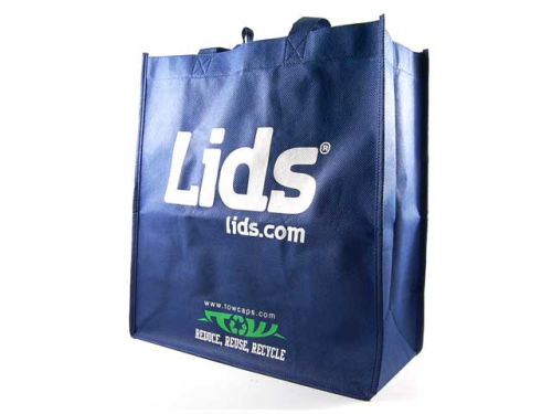 LIDS Top Of The World Recycle Bag