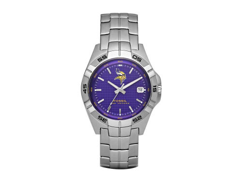 Minnesota Vikings Pro III Color Dial Watch