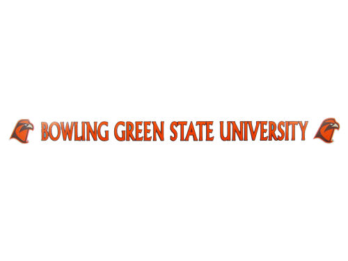 Bowling Green Falcons Long Decal