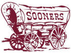 Oklahoma Sooners Vinyl Decal Auto Accessories