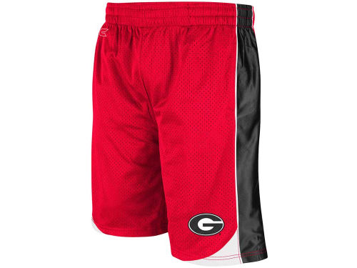 Georgia Bulldogs Colosseum NCAA Vector Shorts