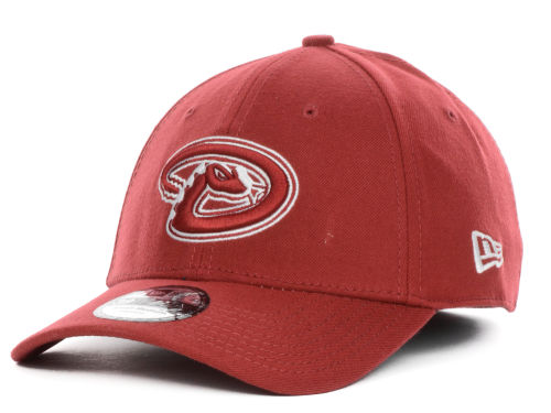 Arizona Diamondbacks New Era MLB Team Color Tonal Ace 39THIRTY Hats