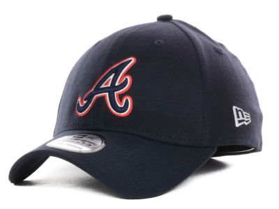 Atlanta Braves MLB Team Color Tonal Ace 39THIRTY Hats