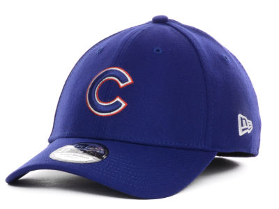 Chicago Cubs MLB Team Color Tonal Ace 39THIRTY Hats