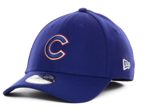 Chicago Cubs New Era MLB Team Color Tonal Ace 39THIRTY Hats
