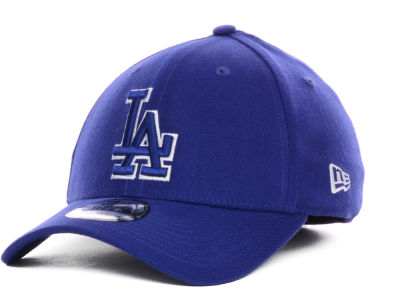 Los Angeles Dodgers MLB Team Color Tonal Ace 39THIRTY Hats