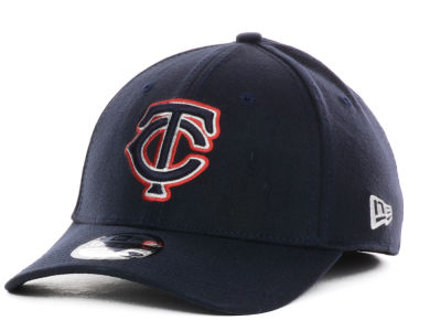 Minnesota Twins MLB Team Color Tonal Ace 39THIRTY Hats