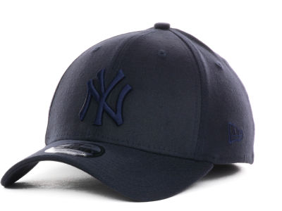 New York Yankees MLB Team Color Tonal Ace 39THIRTY Hats