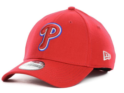 Philadelphia Phillies MLB Team Color Tonal Ace 39THIRTY Hats