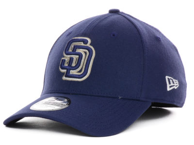 San Diego Padres MLB Team Color Tonal Ace 39THIRTY Hats
