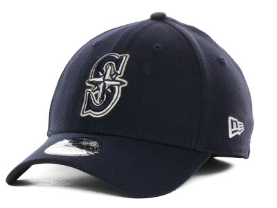 Seattle Mariners MLB Team Color Tonal Ace 39THIRTY Hats