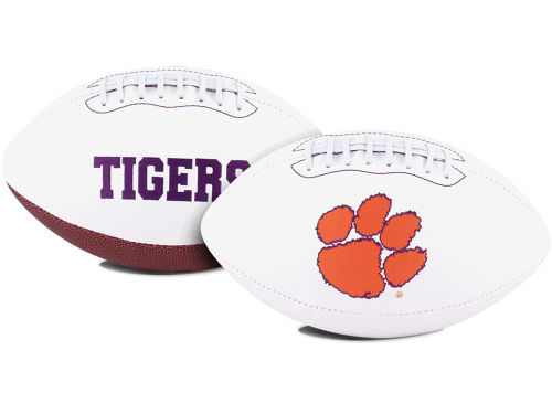 Clemson Tigers Jarden Sports Signature Series Football