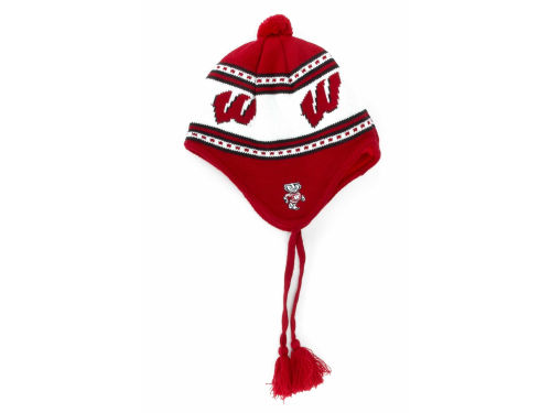 Wisconsin Badgers '47 Brand NCAA Wampa Knit Hats