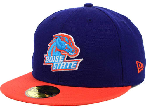 Boise State Broncos New Era NCAA 2 Tone 59FIFTY Cap Hats