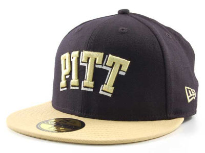 Pittsburgh Panthers NCAA 2 Tone 59FIFTY Hats