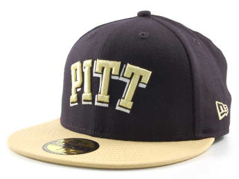 Pittsburgh Panthers New Era NCAA Two Tone 59Fifty images, details and specs