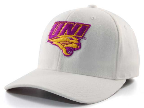 Northern Iowa Panthers NCAA LTS Team Color Flex Hats