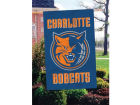 Charlotte Bobcats Applique House Flag Collectibles