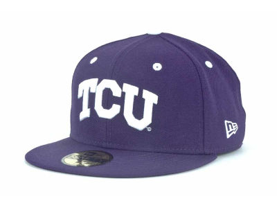 Texas Christian Horned Frogs NCAA AC 59FIFTY Hats
