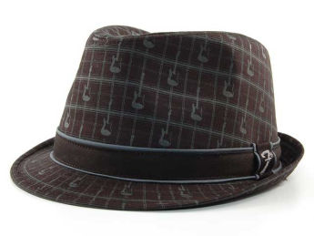 Fender FDI Axe Plaid Fedora images, details and specs