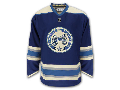 Columbus Blue Jackets Outerstuff NHL Youth Replica Jersey