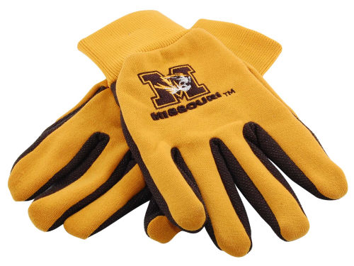 Missouri Tigers Team Beans Work Gloves