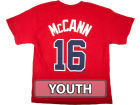 Atlanta Braves Majestic MLB Youth Player T-Shirt T-Shirts