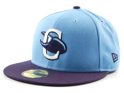 Charlotte Stone Crabs New Era MiLB 59FIFTY Hats