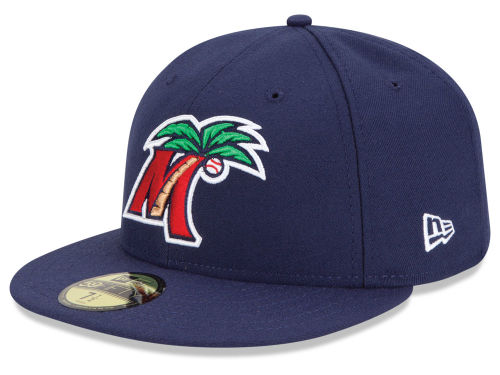 Fort Myers Miracle New Era MiLB AC 59FIFTY Cap Hats