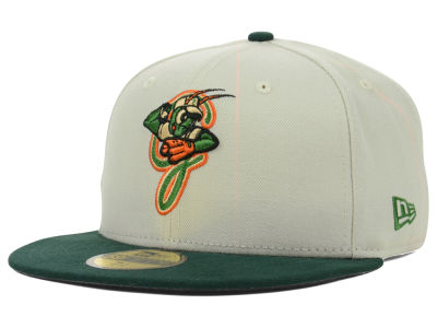 Greensboro Grasshoppers MiLB 59FIFTY Hats
