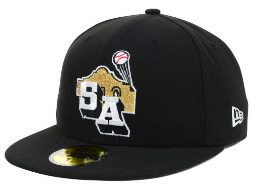 San Antonio Missions New Era MiLB 59FIFTY Hats