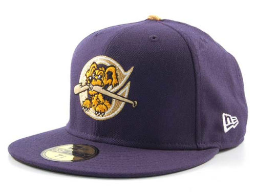 Charleston RiverDogs New Era MiLB 59FIFTY Hats