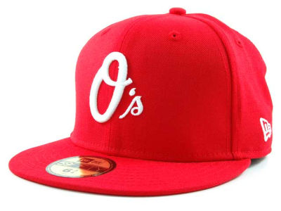 Baltimore Orioles MLB C-Dub 59FIFTY Hats