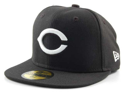 Cincinnati Reds MLB Youth B-Dub 59FIFTY Cap Hats